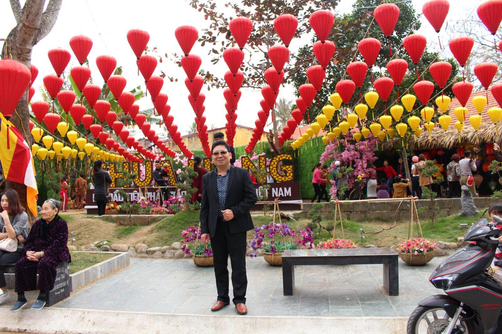 Du xuan chua hang nam 2018